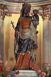 La Vierge noire de Paris, XIVème siècle...