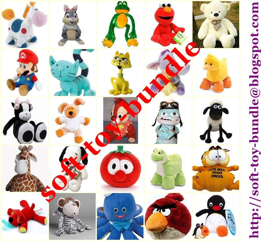 ~soft-toy-bundle~