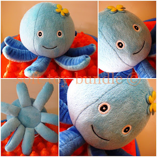 item  p43 # cute octopus (S) SOLD