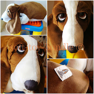 item  p53 # hush puppies puppy (XL) SOLD