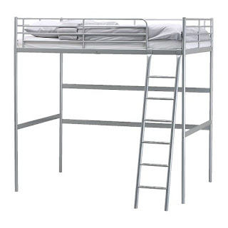 Loft Bunk Beds Ikea on This Loft Bed From Ikea Is Actually The Jumping Off