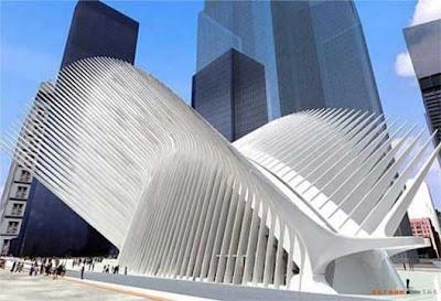 obras de ingenieria hacen ostentacin de una gran ordinariez calatrava ha producido una gran influencia en la