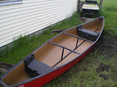 17' Canoe - Island Park Cabin
