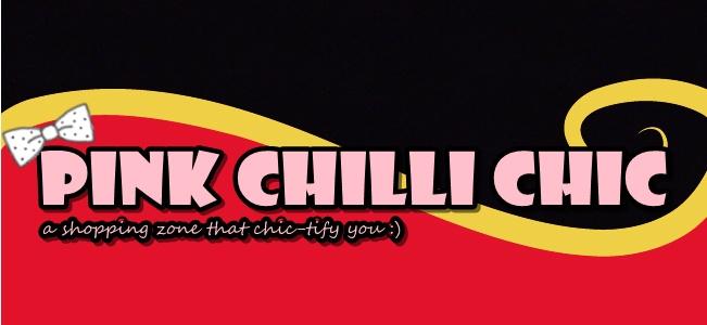 ♥ pink chilli chic ♥