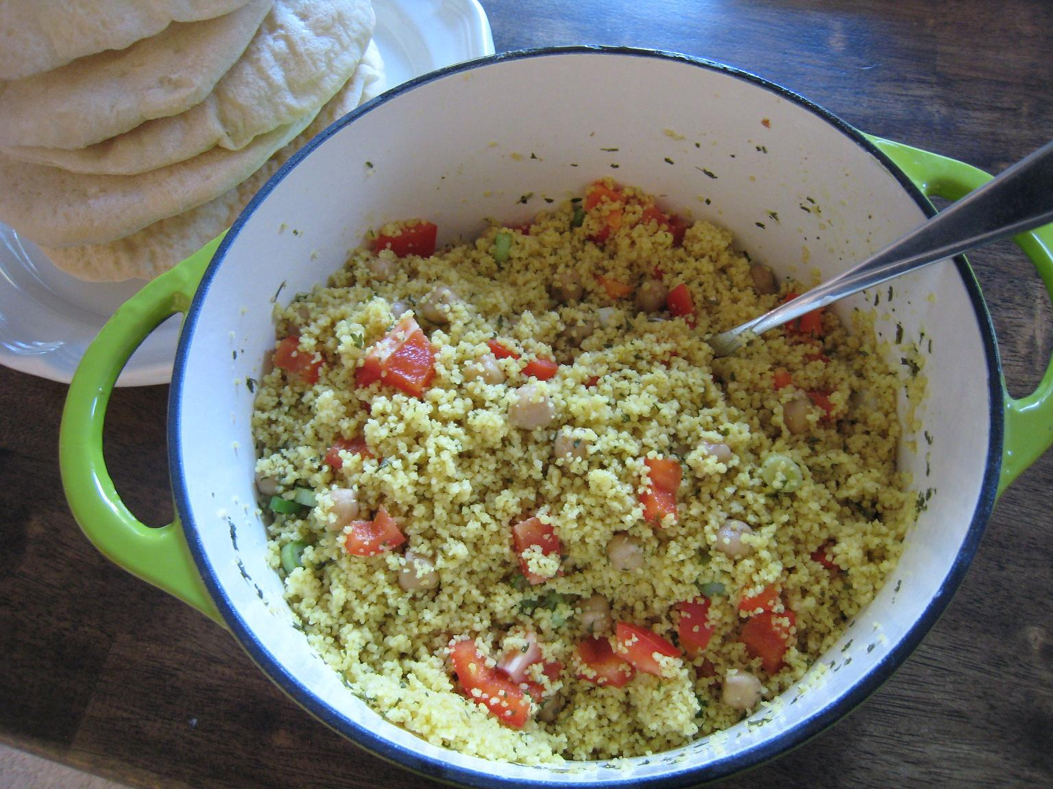 couscous salad good cheap eats