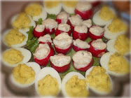 Stuffed Radishes