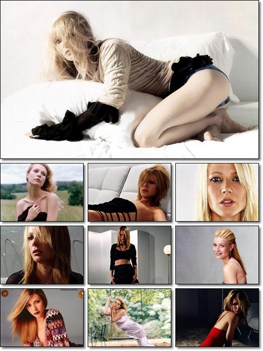 Gwyneth Paltrow HQ Photo Pack