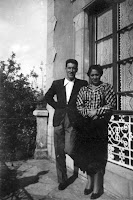 Mis abuelos Gonzalo y Dora