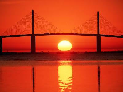 Sunshine Skyway Bridge Tampa