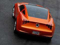 Ford Mustang Giugiaro Concept 002