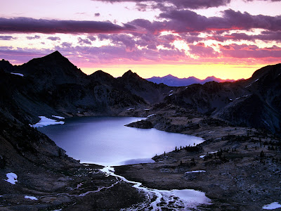 sunrise upper ice lake basin DjTube.IN