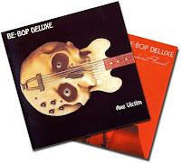 Ett par skivor med Be-Bop Deluxe.