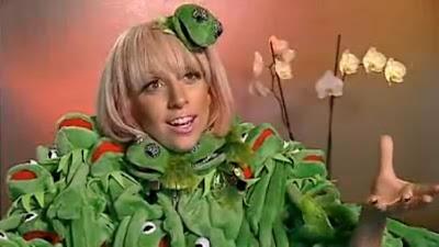 Lady Gaga - Kermit