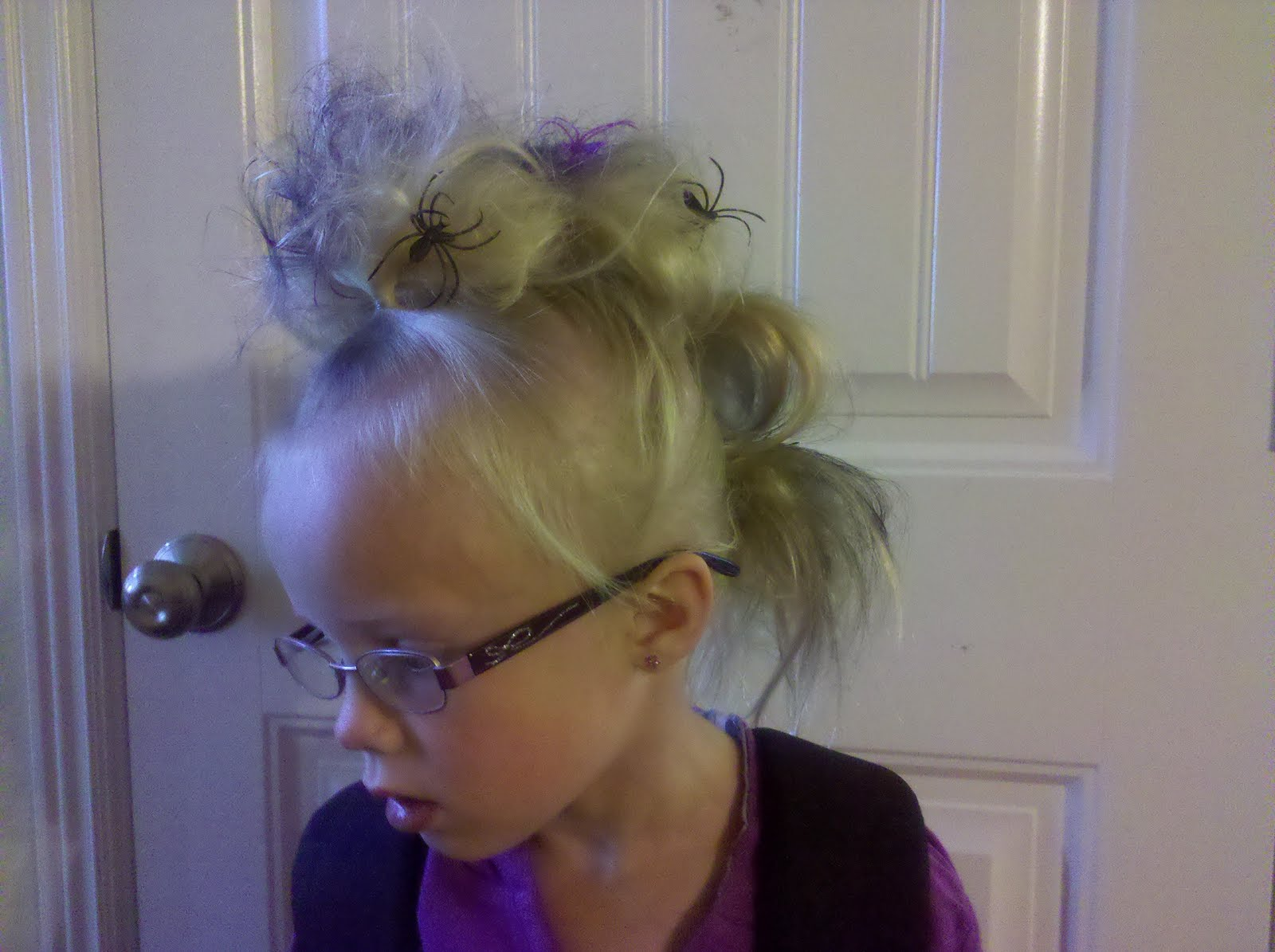 My Exciting Life Crazy Hair Day