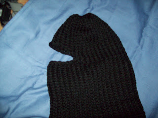 CROCHET SKI MASK PATTERN - Crochet Club - CROCHETED DELICATE HDC