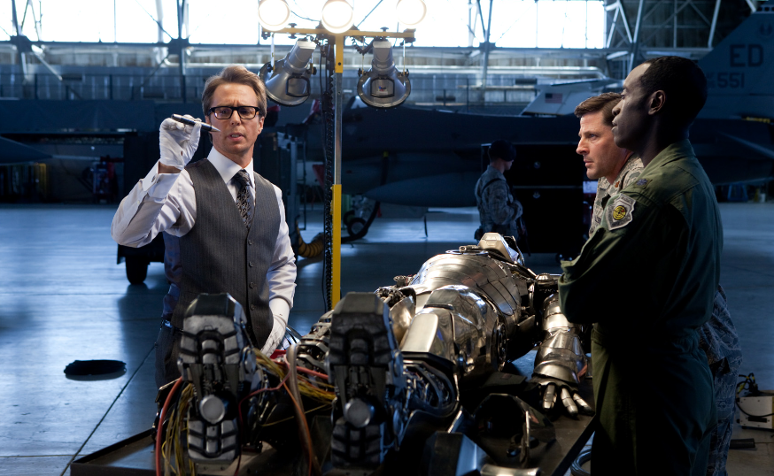 jeff bridges iron man 2. Iron Man 2 Review: See Mjolnir