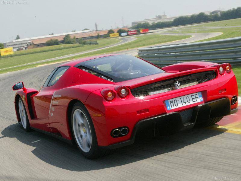 ferrari cars 2002 ferrari enzo - Ferrari Enzo 2010