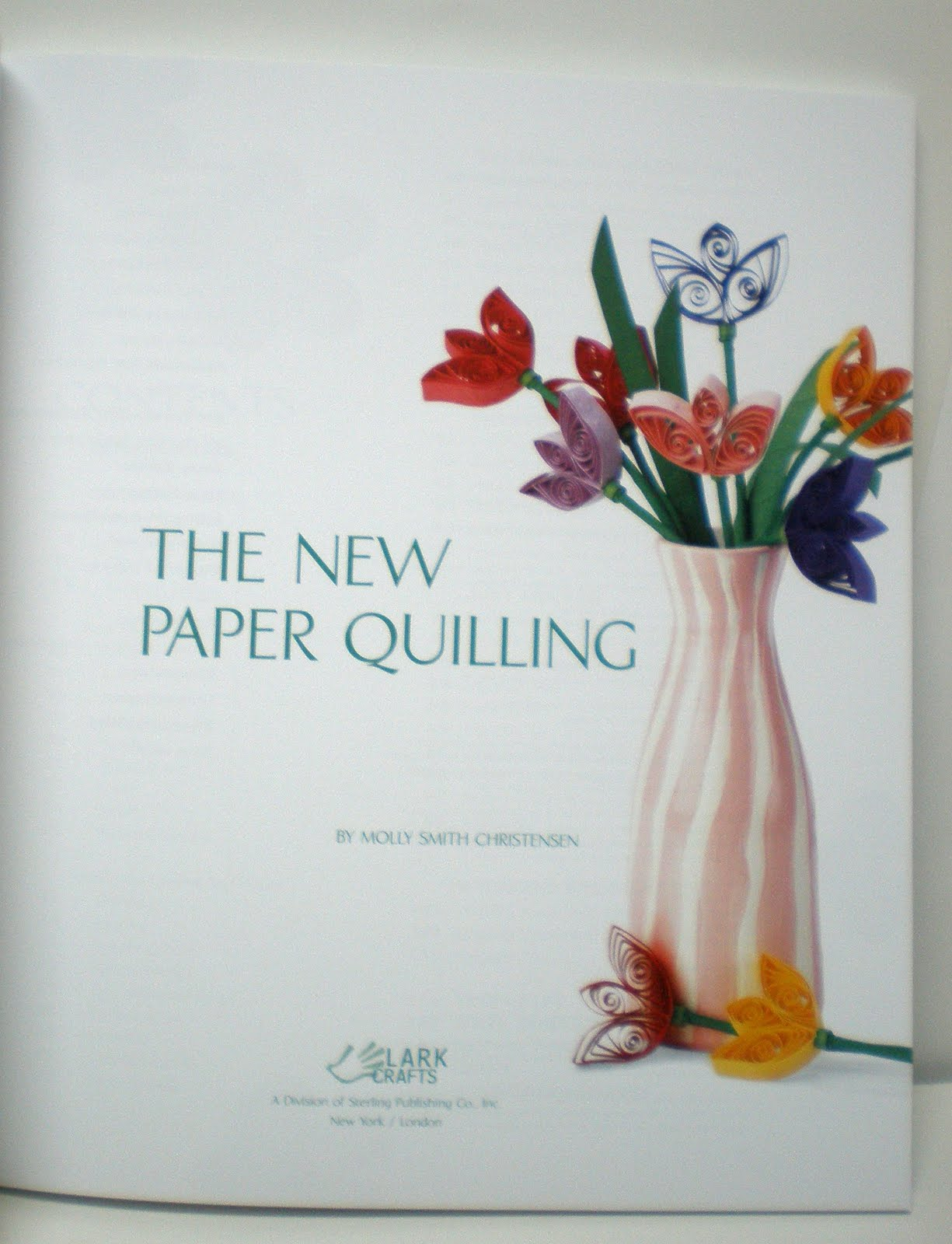 Paper Quilling Book Cover : Crafty diva s the new paper quilling