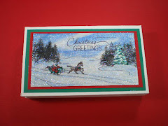 Christmas Candy Box