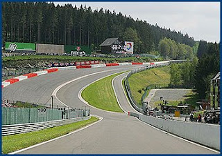 Race 13: Spa -Francorchamps Circuit