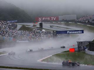 Race 16: Fuji, Japan