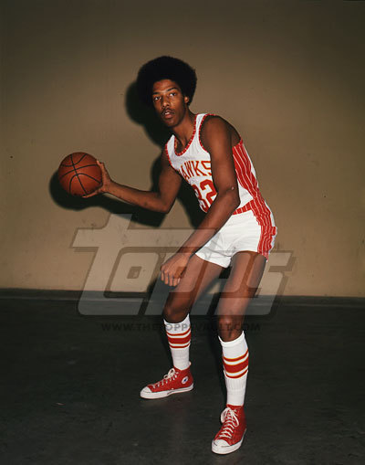Image result for erving drafted by hawks