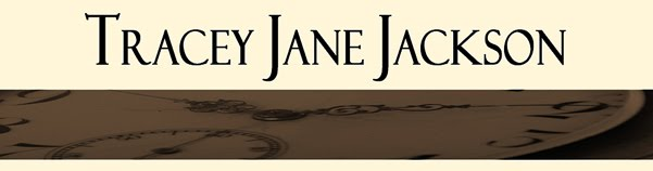 Tracey Jane Jackson - Author