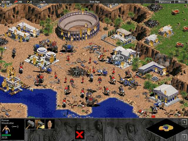 Age Empires The Rise Rome Expansi Espa Full Taringa