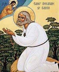 Αγιος Σεραφείμ Σαρώφ
