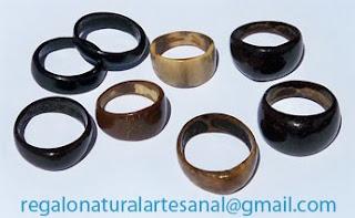 anillos de coco