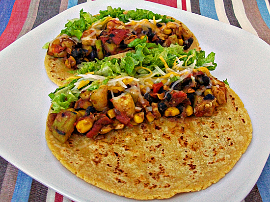 piExperiment: Veggie Taco Filling