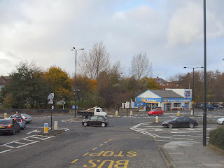 South Gosforth Roundabout