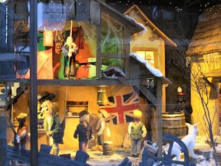 Fenwicks Christmas Window 2008