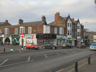 Junction with Elmfield Road