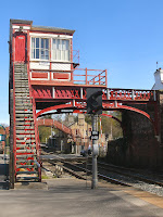 Wylam Railway Station