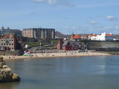 Cullercoats Beach
