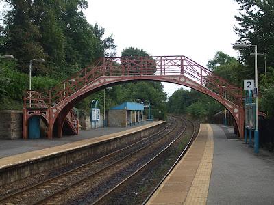 Stocksfield Railway Station