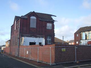 Bolam Street School Demolition