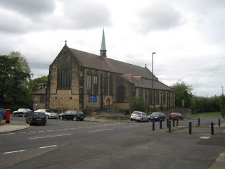 St Margaret's Parish Church, Scotswood