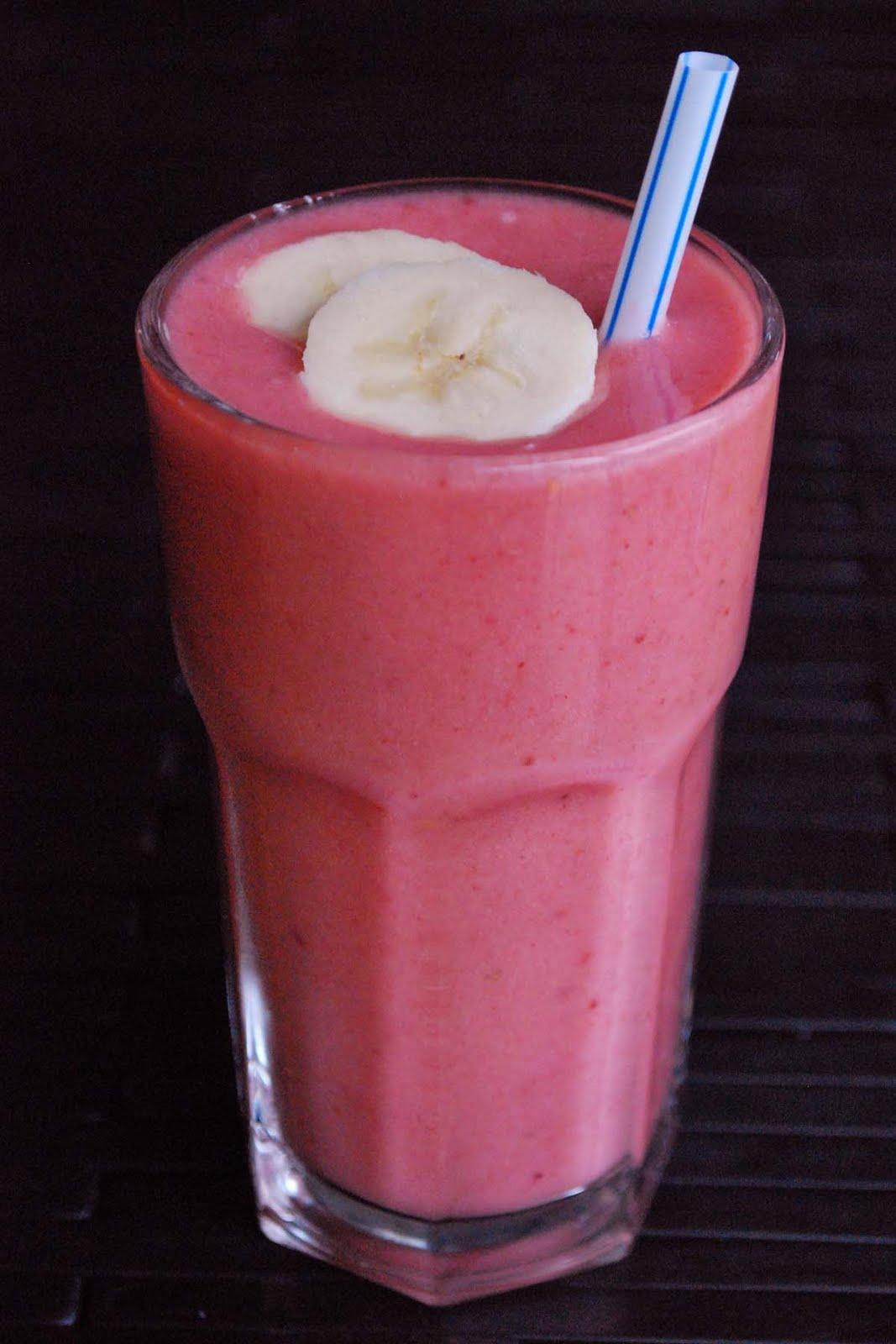 Fruit Smoothie | Ramune Soft Drink