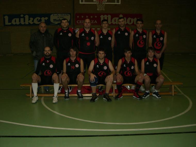 Plantilla Temporada 2010 - 2011