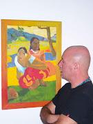 Mirando  Pintura