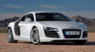 kamran sports cars  2008 Audi R8