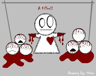 Emo Cartoon Pictures