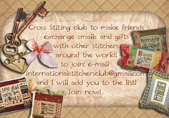 International Stitchers Club
