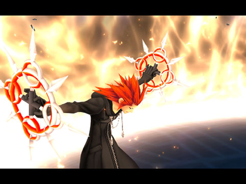 axel and roxas. 13th Struggle (Axel#39;s Battle