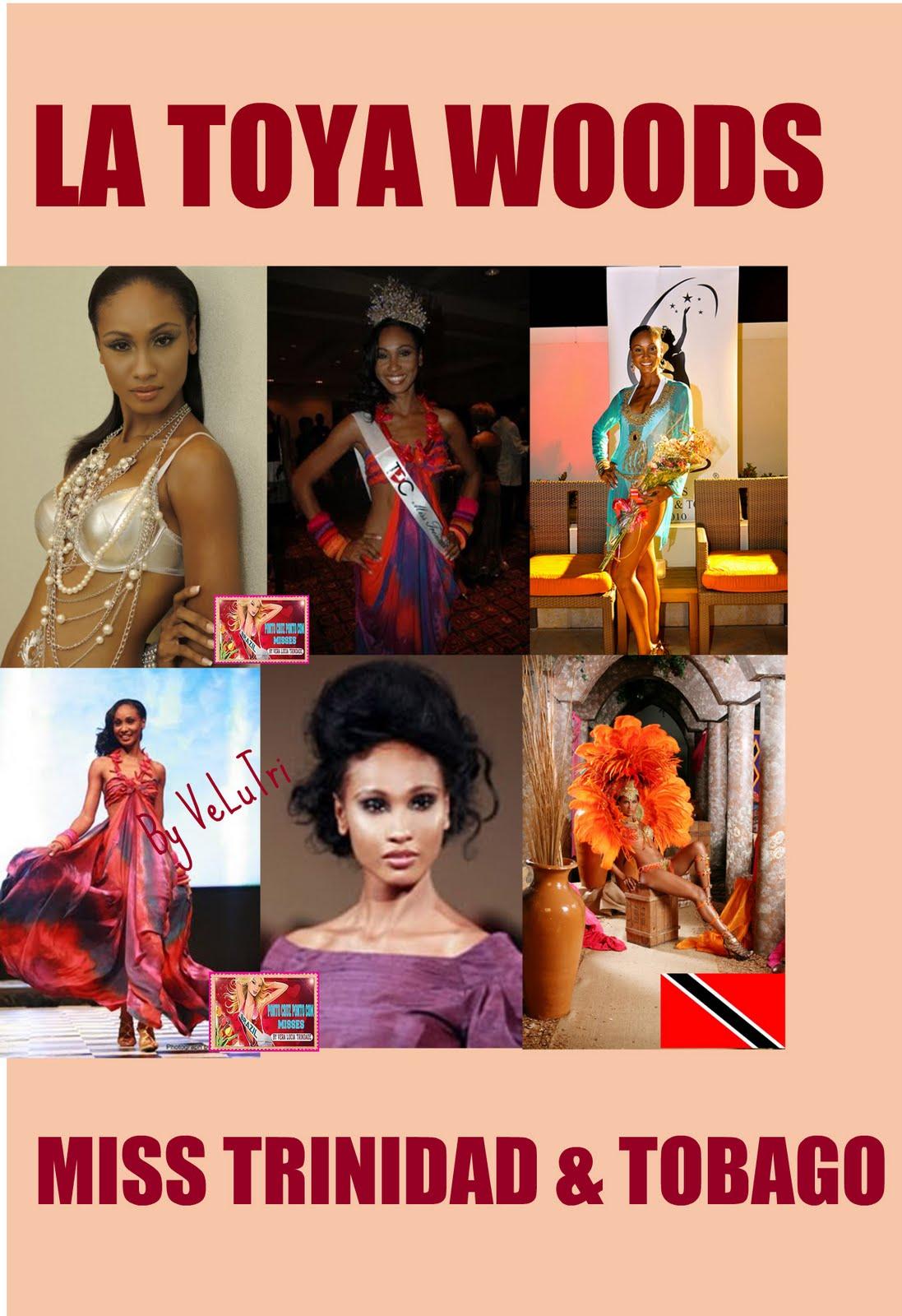Miss Trinidad y tobago 2010 desnuda
