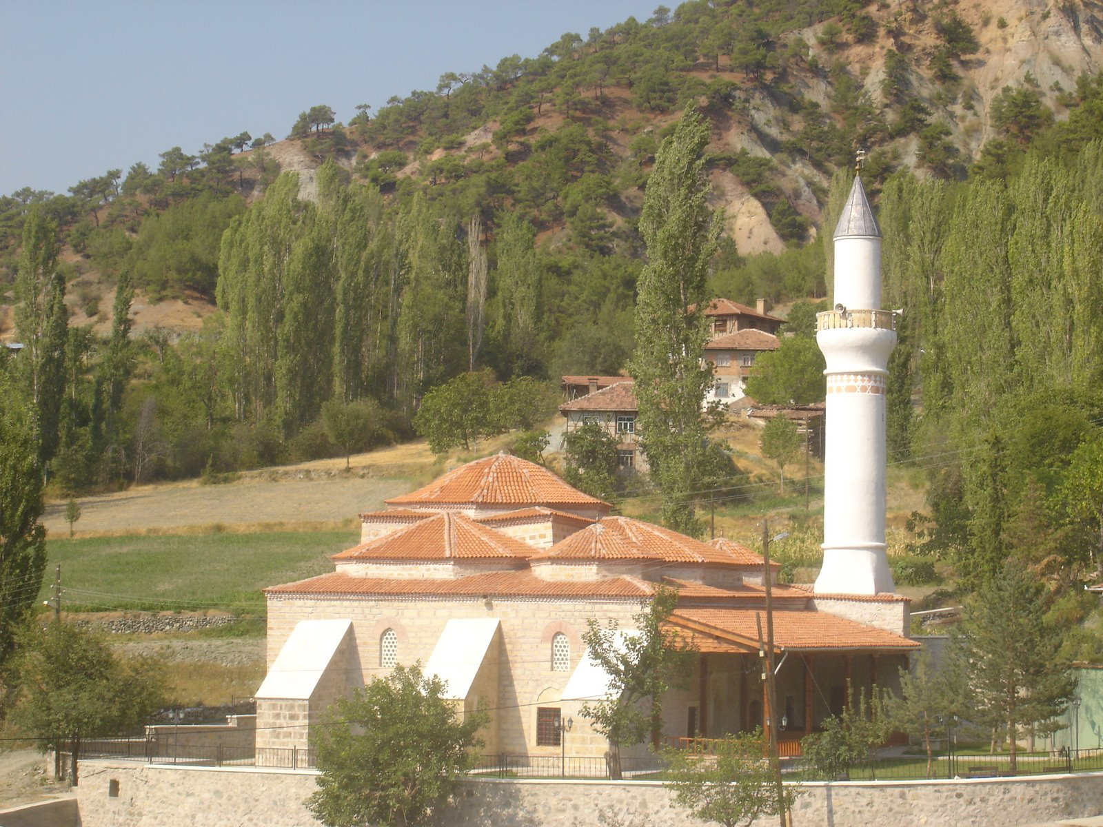 Çoban Mustafa Paşa Camii