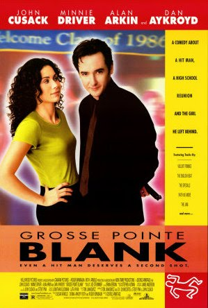 Grosse Pointe Blank is about a lone gun assassin who, after completely