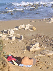 il riposo del surfista